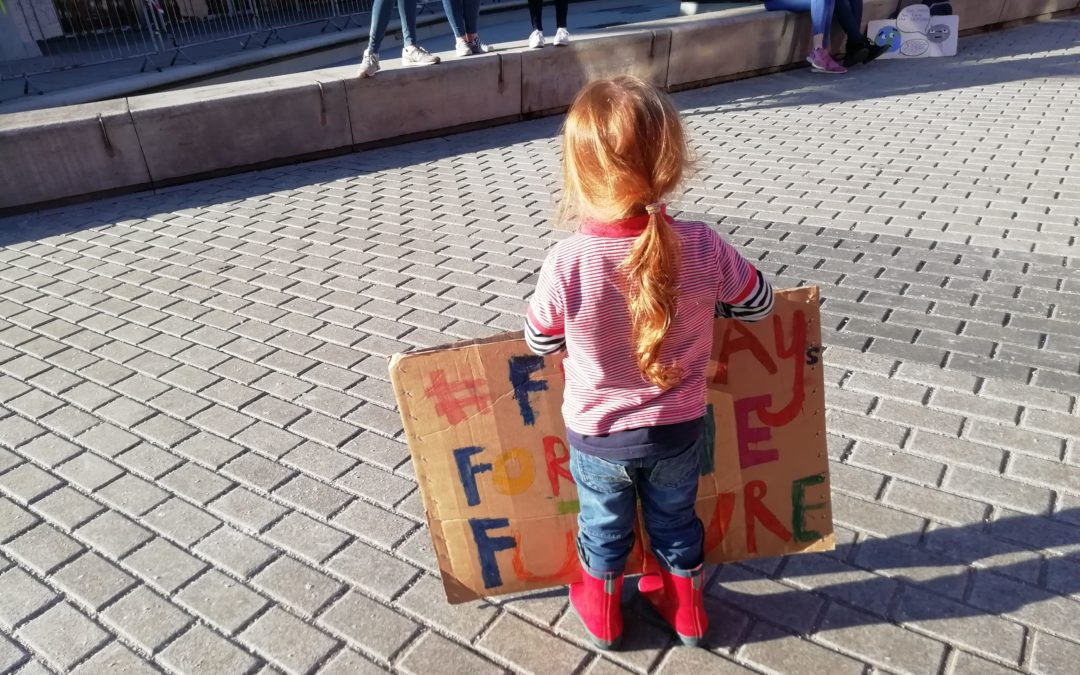 3 Lessons from a nine-year-old on School Strike
